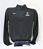 SHIRT NIKE PACER QUARTER ZIP MENS NORTH CENTRAL