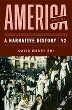 AMERICA A NARRATIVE HISTORY V2