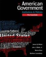 AMERICAN GOVERNMENT: ESSEN (P)