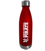 CUP BOTTLE FROSTED BULLET NC PIRATES 24OZ