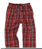 PANTS CH FLANNEL POCKETS UNISEX