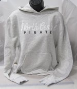 HOOD UNDER ARMOUR CORE COTTON NORTH CENTRAL OVER PIRATE