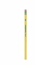 PENCIL WOODEN NUMBER 2 YELLOW SINGLE
