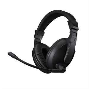 HEADPHONE XTREAM H5U WITH MIC AND USB CONNECT