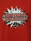YOUTH TSHIRT LONG SLEEVE NORTH CENTRAL PIRATE RED