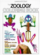 ZOOLOGY COLORING BOOK (P)