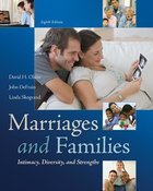 MARRIAGES & FAMILIES (W/OUT ACCESS CODE)