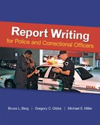 REPORT WRITING FOR POLICE & CORRECTIONS OFFICERS (P)