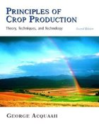 PRIN OF CROP PRODUCTION