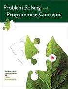 PROBLEM SOLVING & PROGRAMMING CONCEPTS (P)