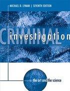 CRIMINAL INVESTIGATION (P)