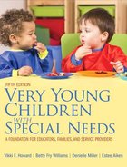 VERY YOUNG CHILDREN W/SPECIAL NEEDS(LL)(W/OUT ACCESS CARD)