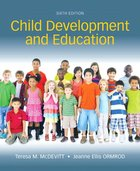 CHILD DEVELOPMENT & EDUCATION (LOOSE PGS)