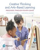 CREATIVE THINKING AND ARTS-BASED LEARNING (W/OUT ACCESS CARD)