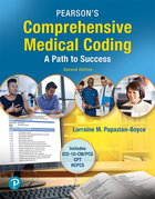 PEARSON'S COMPREHENSIVE MEDICAL CODING (W/NEW ACCESS CARD)