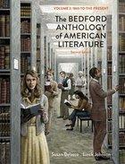 BEDFORD ANTHOLOGY OF AMERICAN LITERATURE (V2) (P)