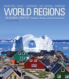 WORLD REGIONS IN GLOBAL CONTEXT (W/OUT MASTERINGGEOACCES (P)