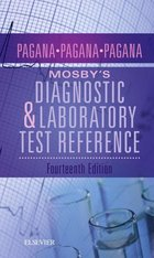 MOSBY'S DIAGNOSTIC & LABORATORY TEST REFERENCE (P)