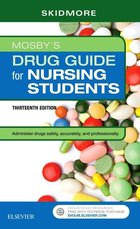 MOSBY'S DRUG GUIDE FOR NURSING STUDENTS (P)