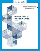 MICROSOFT OFFICE 365/WORD 2019 COMPREHENSIVE