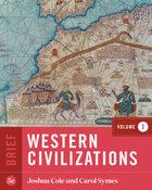 WESTERN CIVILIZATIONS BRIEF VOL 1 (W/OUT ACCESS CARD)