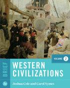 WESTERN CIVILIZATIONS BRIEF VOL 2 (W/NEW ACCESS CARD)