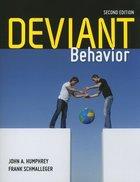 DEVIANT BEHAVIOR (P)