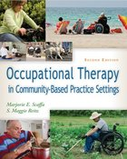 OCCUPATIONAL THERAPY IN COMMUNITY ETC (W/BINDIN ACCESS) (P)