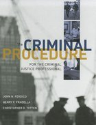 CRIMINAL PROCEDURE ETC