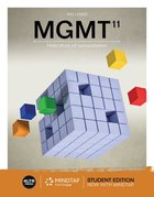 MGMT 11 (W/ MINDTAP ACCESS CODE)