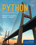 PYTHON PROGRAMMING IN CONTEXT (W/OUT ACCESS CODE) (P)