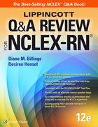 LIPPINCOTT Q&A REVIEW FOR NCLEX-RN (W/ACCESS CODE)