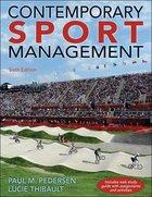 CONTEMPORARY SPORT MANAGEMENT (W/WEB(EDTHIBAULT,PEDERSEN