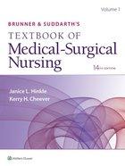 BRUNNER & SUDDARTH'S TEXT OF MEDICAL-SURGICAL NURSI(VS2