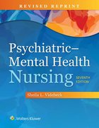 PSYCHIATRIC MENTAL HEALTH NURSING (P)(UPDATED)
