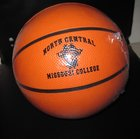 BASKETBALL RUBBER 7IN NORTH - PIRATE