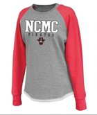 CREW CH FRENCH TERRY CONTR SLEEVES NCMC LIGHTWEIGHT