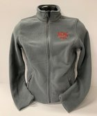 JACKET FULL ZIP FLEECE LADIES NCMC 1925
