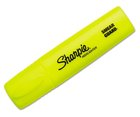 HIGHLIGHTER SHARPIE BLADE STYLE TIP YELLOW FLAT