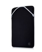 COMPUTER LAPTOP HP SLEEVE 15 REVERSIBLE BLACK AND SILVER