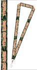 LANYARD CAMO NORTH CENTRAL SATIN W J HOOK