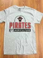 TSHIRT NAME DROP AGRICULTURE W TRACTOR