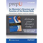 PREP U (Only) FOR MEMMLERS STRUCTURE & FUNCTION