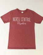 TSHIRT PERFORMANCE NORTH CENTRAL PIRATES