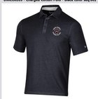 POLO UA CHARGED COTTON MENS SHIRT BLACK PHEAD
