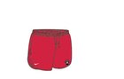 SHORTS NIKE MOD TEMPO SOLID WOMENS