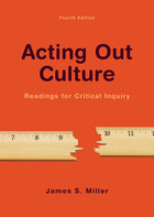 ACTING OUT CULTURE (P)