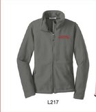 JACKET FULL ZIP FLEECE LADIES NORTH CENTRAL
