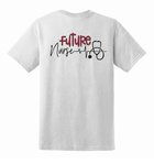 TSHIRT ZONE FUTURE NURSE SOFT TOUCH