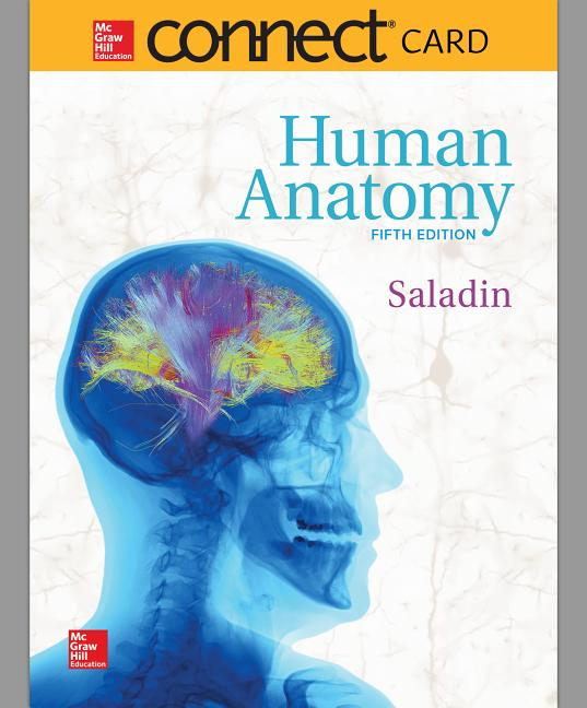 Connect Access Card For Human Anatomy We Book North Central